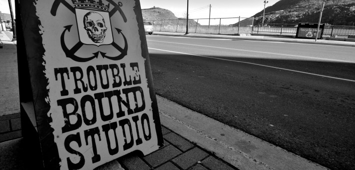 TroubleBound Studio